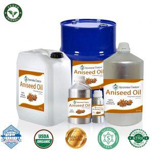 Aniseed Oil (Anise Oil)