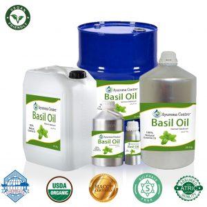 Basil Oil (Basilicum)