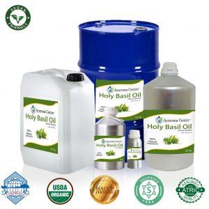 Basil Oil (Holy Basil)