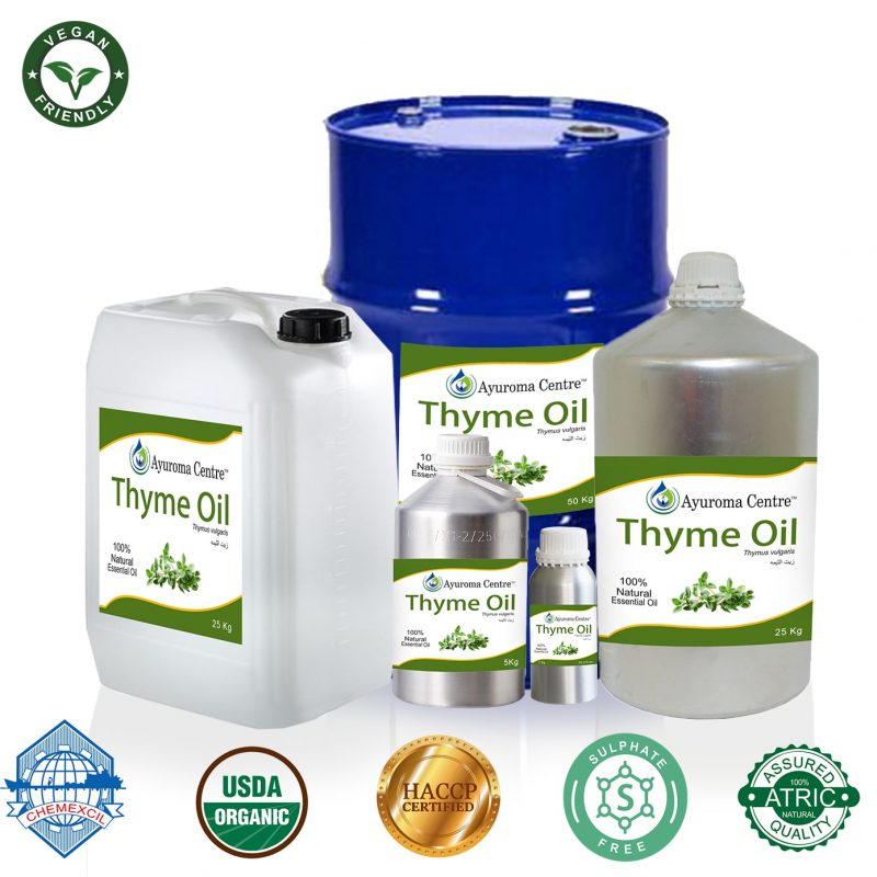 Natural Thyme Oil