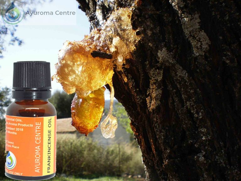 Frankincense Oil And Its Benefits
