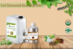 Essential  Oils  Extraction  using  CO2  Supercritical  Fluid  Extraction (SFE)