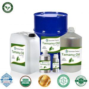 Tamanu Oil