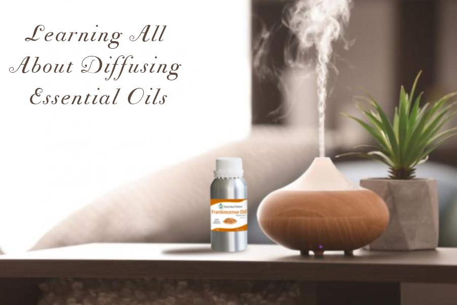 Learning All About Diffusing Essential Oils